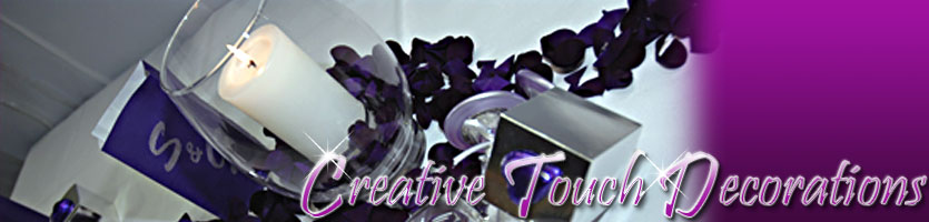 Atherton Tablelands Wedding Planner and decorations - Creative Touch Decorations
